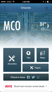 Find out all about every airport you pass through with the Gate Guru app.