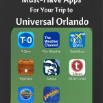 Eight Essential Apps for Your Universal Orlando Trip