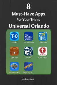 The 8 Apps You Need for Your Trip to Universal Orlando