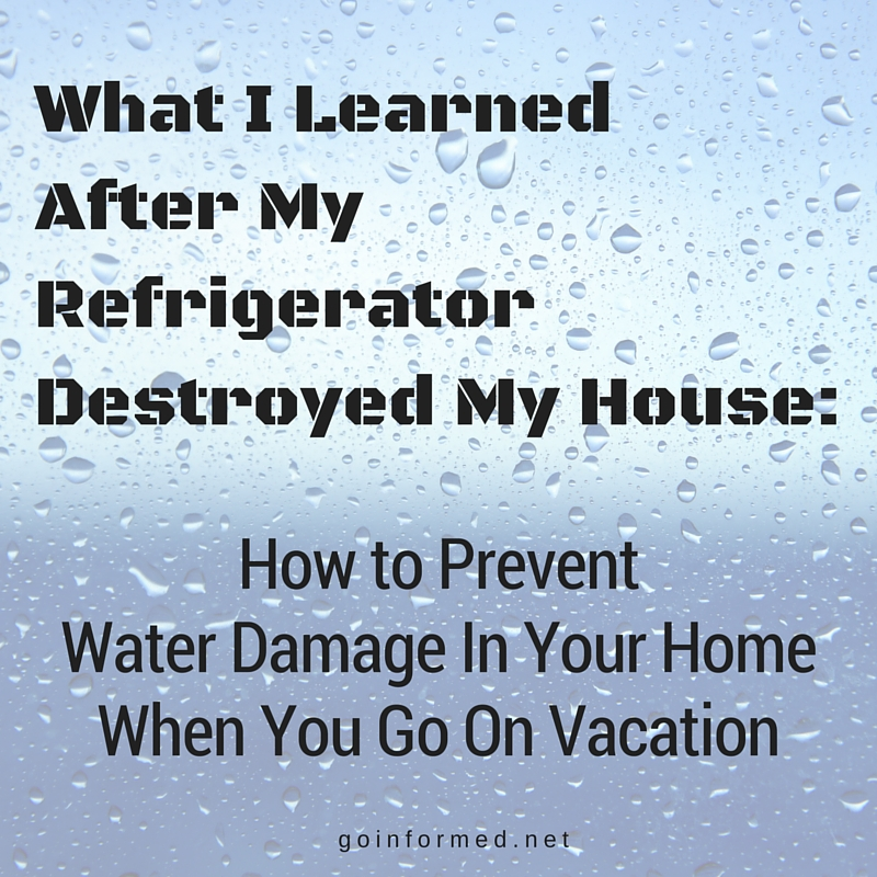 What I Learned After My Refrigerator Destroyed My House How To