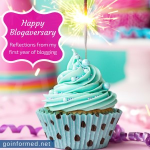 Reflections On My First Year of Blogging