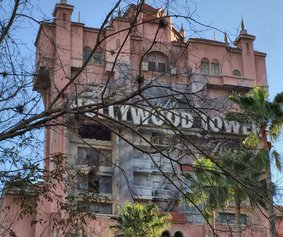 You can try out Disney World's Tower of Terror before your kids do when you use Disney Rider Switch