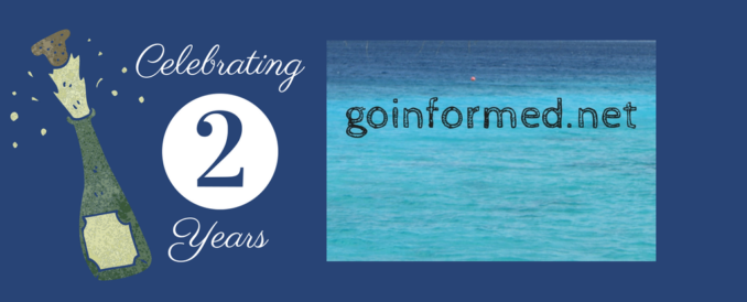 goinformed.net celebrates 2 years of blogging