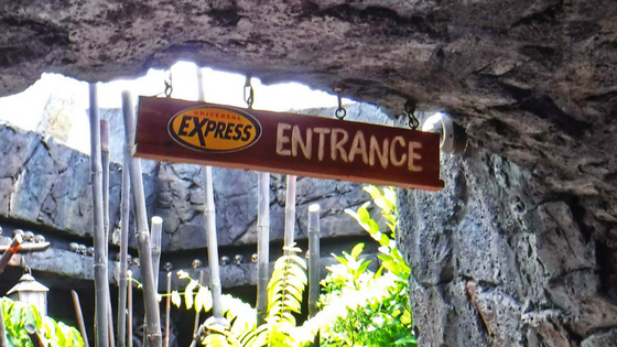 Express Pass entry is now offered at all Harry Potter rides at Universal Orlando.