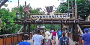 Tips for your first day in the Disney World parks.